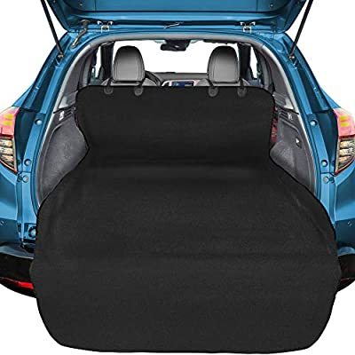 Veckle Cargo Liner, SUV Cargo Cover for Dogs Wa...