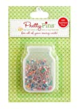 Riley Blake Designs Pretty Pins 250 Assorted Applique Pins by Lori Holt of Bees in my Bonnet