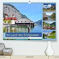Im Land des Koenigssees (Premium, hochwertiger DIN A2 Wandkalender 2022, Kunstdruck in Hochglanz): Lanschaften im Umkreis des Koenigssees (Monatskalender, 14 Seiten )