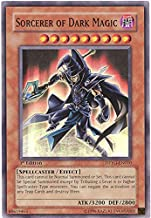Yu-Gi-Oh! - Sorcerer of Dark Magic (DPYG-EN010) - Duelist Pack Yugi Moto - Unlimited Edition - Super Rare
