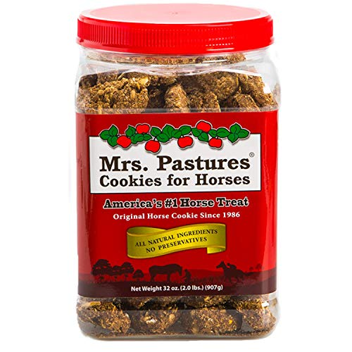 Mrs. Pastures Horse Cookies (32 Oz)