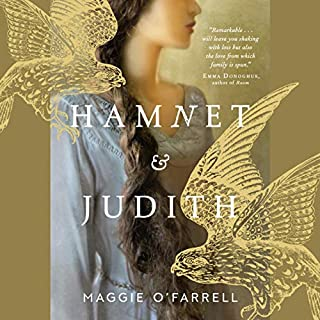 Hamnet and Judith cover art