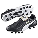 Puma King Top Ifg - Chaussures de Football - Homme - Noir (Black-white-team Gold 01)...