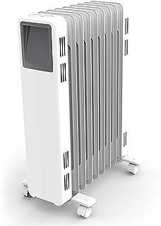Dimplex 2400W 2.4kW Oil Column Heater with Turbo Fan - Artic White (OCR24FA)