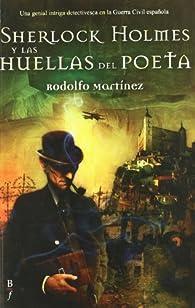 Sherlock Holmes Y Las Huellas Del par Rodolfo Martínez Fernández