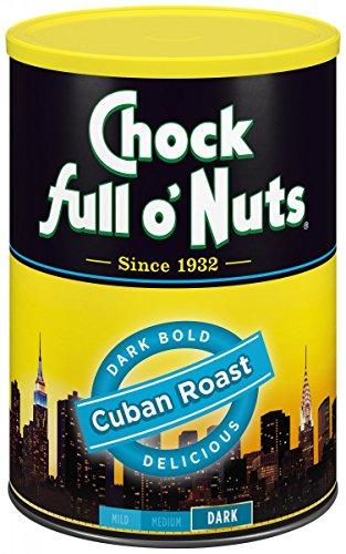 Chock Full o'Nuts Cuban Roast Ground Coffee