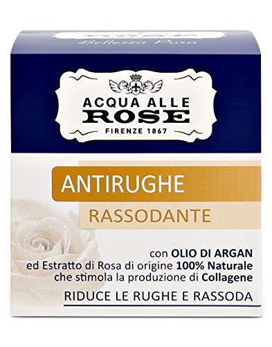 Acqua alle Rose Crema Viso Antirughe, 50ml