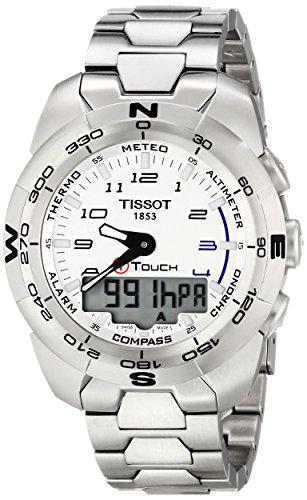 TISSOT - Herren Uhren - TOUCH - Ref. T013.420.11.032.00