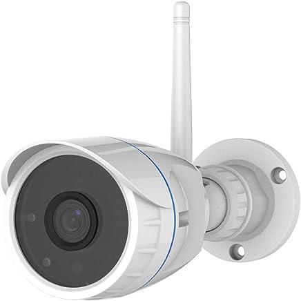 FELICIPP Telecamera di videosorveglianza HD con Telecamera di sorveglianza Esterna Impermeabile Telecamera Telecamera di sorveglianza Wireless - Trova i prezzi più bassi