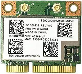 XYUANG BCM943228HMB 04W3764 WIFI Wireless Bluetooth 4.0 Half MINI PCI-E Card Compact for Lenovo E130 E135 E330 E335 E530 E...