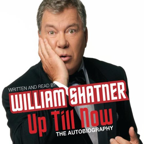 Up Till Now audiobook cover art