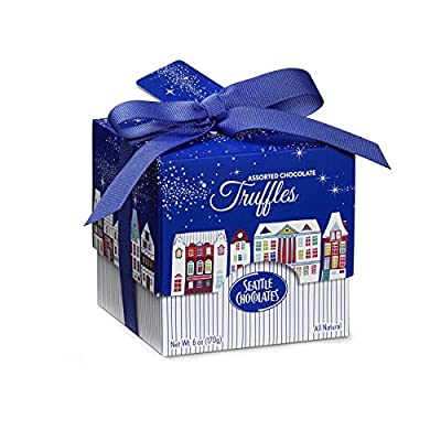 Seattle Chocolates Gift Box