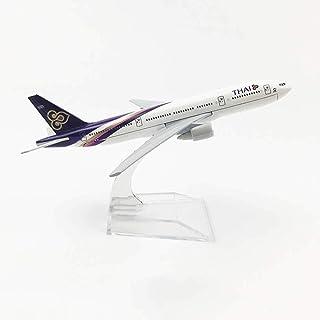 タイ THAI 航空 模型 おもちゃ 飛行機 1/400 Boeing ボーイング 777 ダイキャスト製 完成品 [並行輸入品]