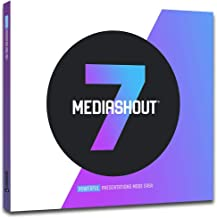 $469 » MediaShout 7 Worship and Ministry Presentation Software with Unlimited Site License at Single Location (Windows)