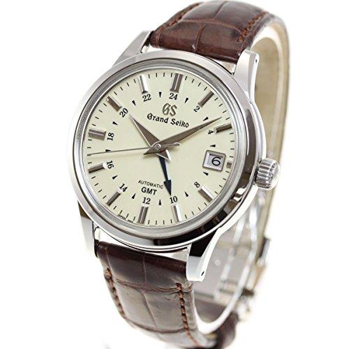 [グランドセイコー]GRAND SEIKO メカニカル 自動巻き 腕時計 メンズ GMT SBGM221