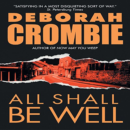 All Shall Be Well Audiobook By Deborah Crombie cover art