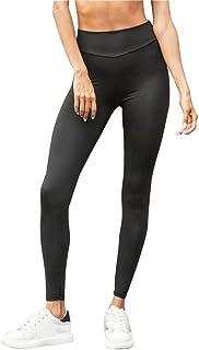 Qootent Women Yoga Pant Back Bow Bodybuilding Trousers Sports Slim Fit Leggings