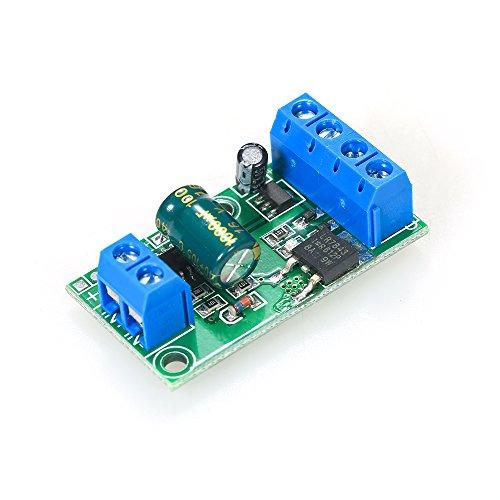 Festnight Mini Step-up Spannungswandler Modul 0~5V zu 0~10V / 0~12V / 0~24V Spannung und Strom Verstärker Board Boost Converter mit PWM-Signal