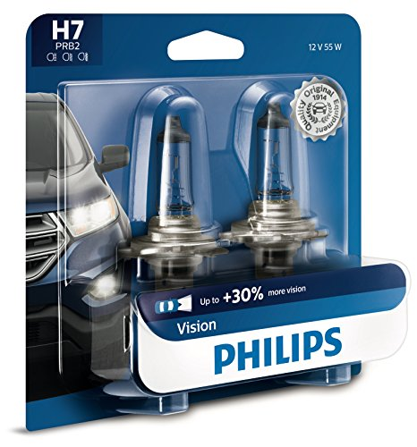 faros de ford focus 2003 fabricante PHILIPS