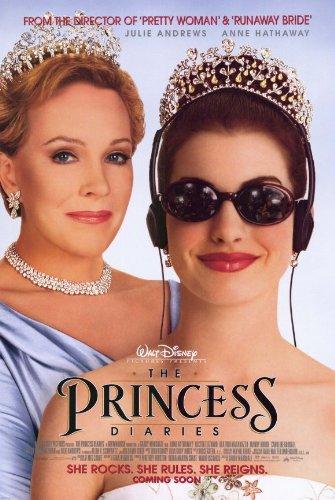 The Princess Diaries - Movie Poster - 11 x 17