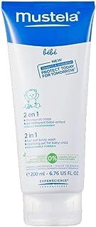 Mustela Shampoo Corporal 2 em 1 Cabelo e Corpo 200ml