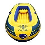 Three-Person Kayaking Thickening Durable Dinghy Outdoor Challenger Inflatable Boat