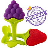 Best Teethers For Molars - Nurtureland Teething Toys for Best Baby Teether Massage Review