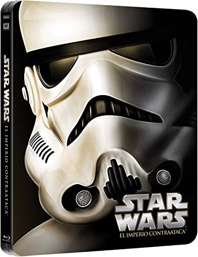 Star Wars V: El Imperio Contraataca - Edición Metálica [Blu-ray]