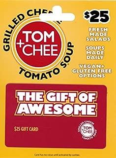Tom + Chee Gift Card