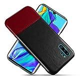 Suhctup Compatible pour Huawei Nova 3 Coque Cuir Premium Ultra Mince Multicolore Étui Style de...