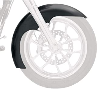 Klock Werks KW05060001R Tire Hugger Series Level Front Fender with Raw Mounting Blocks for 19in. Wheel