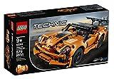 LEGO Technic ChevroletCorvetteZR1, Collezione Auto da Corsa,Replica di Macchina Hot Rod 2in1, 42093