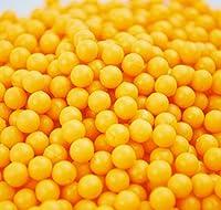 水を付けるとつながる魔法のビーズ マジカルボール セレクトカラー 補充パック オレンジ ビーズ 600個入り (オレンジ)