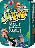 Jet Lag - Asmodee - Jeu de société - Jeu d'amabiance - Jeu de questions / réponses
