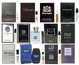 Best Cologne Samples - Men's Designer cologne samples - Lot x 11 Review