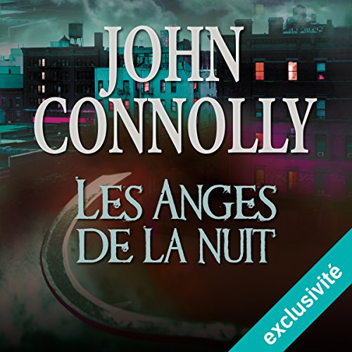 Les anges de la nuit audiobook cover art