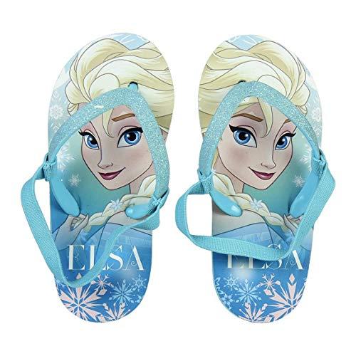 Frozen S0711691, Flip Flop Mixte Enfant, Multicolore, 31 EU