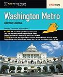 Washington D.C. Metro Atlas (Adc the Map People Washington D.C. Street Map Book)