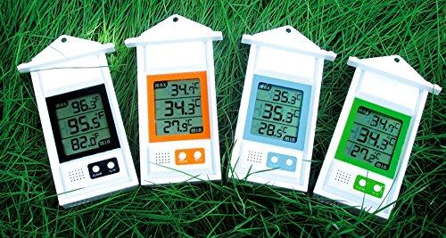 JAG DIFFUSION STIL Thermomètre, Blanc, 275 x 30 x 110 cm