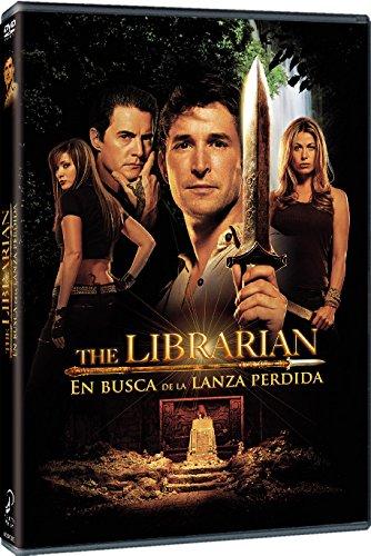 El Bibliotecario. En Busca De La Lanza Perdida [DVD]