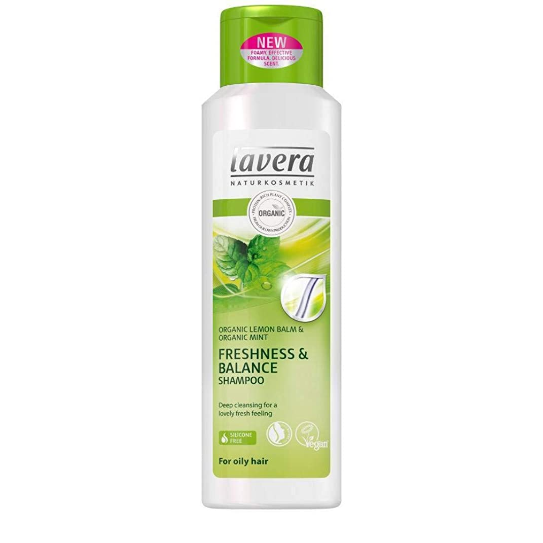 放映男らしさ自動ラヴェーラ Organic Lemon Balm & Organic Mint Freshness & Balance Shampoo (For Oily Hair) 250ml/8.3oz