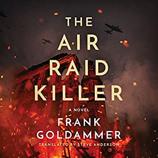The Air Raid Killer audiobook cover art