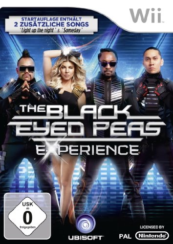 The Black Eyed Peas : Experience - D1 edition [import allemand]