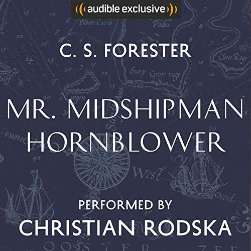 Mr Midshipman Hornblower cover art
