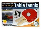 bulk buys GW316 Portable Table Tennis Set