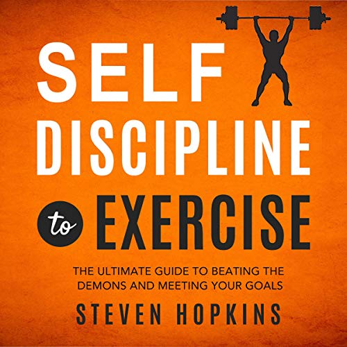 Self-Discipline to Exercise cover art