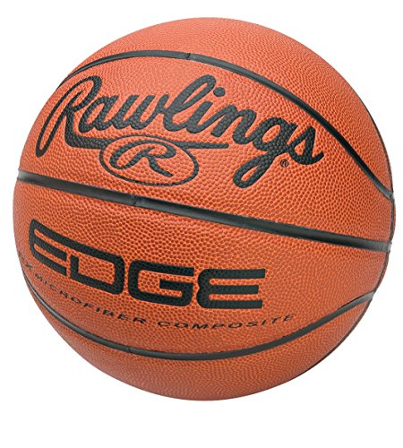 Cheapest Price! Rawlings Edge Composite Microfiber Official Size Basketball