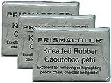 PRISMACOLOR Design Eraser, 1224 Kneaded Rubber Eraser, Grey...