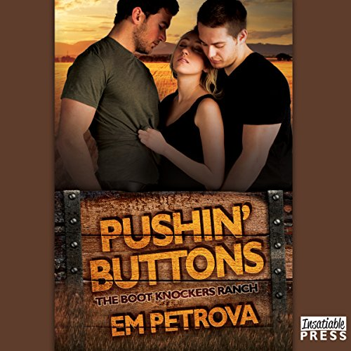 Pushin' Buttons audiobook cover art