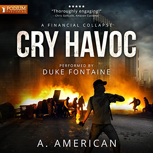 Cry Havoc audiobook cover art